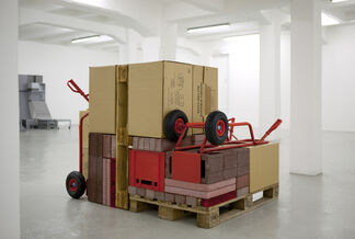 Michael Johansson: CROSSROADS, installation view