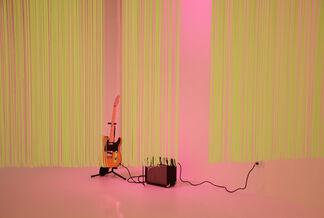 Lynne Harlow: Against the Velvet of the Long Goodbye, installation view
