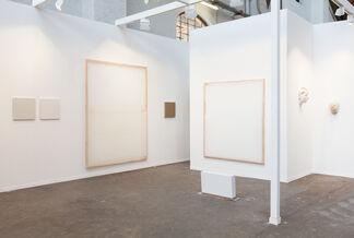 Geukens & De Vil at Art Brussels 2017, installation view