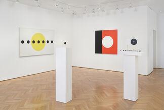 Alexander Liberman, installation view
