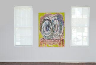 Michael Berryhill: Shrine Time, installation view