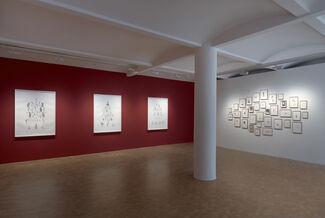 Rachel Goodyear: Muzzles and Murmurs, installation view