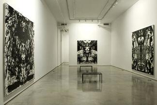"David Ratcliff - ""Defect's Mirror"", installation view"