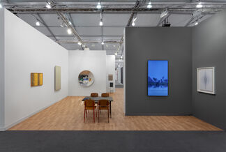 Tina Kim Gallery at Frieze Los Angeles 2019, installation view