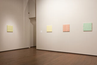 Lynne Woods Turner - bend/fold/open, installation view