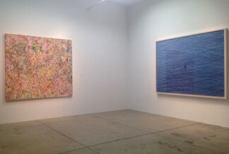 Land and Sea, installation view