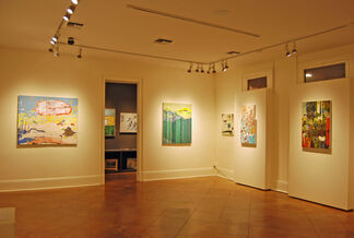 The Monuments, installation view