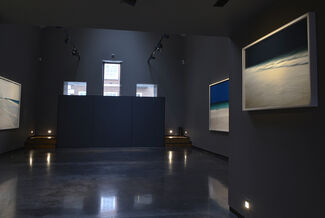 Charles March: Seascape, installation view