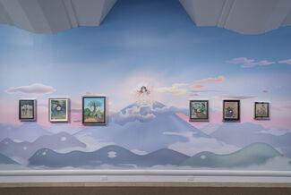 Chiho Aoshima: Rebirth of the World, installation view
