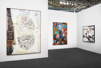 Templon at The Armory Show 2020, installation view