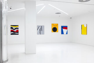 4TO2FLOORS, installation view