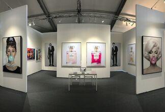Art Angels  at Art Pampelonne presqu' Île de Saint-Tropez 2017, installation view