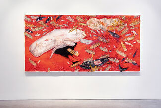 Mu Pan: Bright Moon Shines on the River, installation view