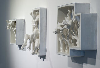 Fixed Ideas, installation view
