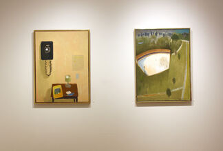 The Essential Herman Maril, installation view