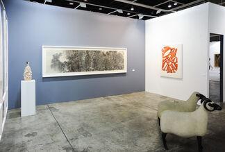 Paul Kasmin Gallery at Art Basel Hong Kong 2013, installation view