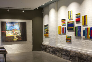 """Gina Rorai, """"The Path of Appearance"""", installation view"""