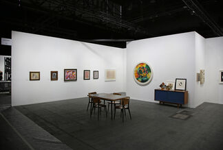 Galerie Knoell, Basel at artgenève 2019, installation view