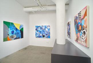 Kara Maria   Haywire, installation view
