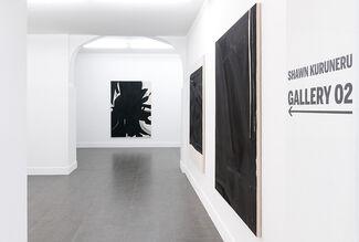 Shawn Kuruneru, installation view