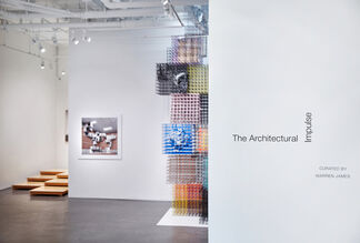 The Architectural Impulse, installation view