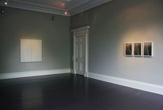 and per se and part VIII: Richard Forster & Callum Innes, installation view