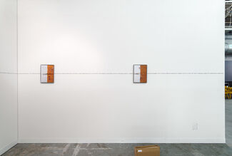 M+B at The Armory Show 2015, installation view