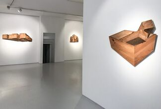Beam Me Up, installation view