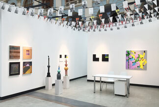 Tatjana Pieters at Cosmoscow 2017, installation view