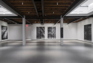 Nathan Baker: Chevron, installation view