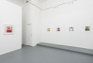 Alma Haser: Cosmic Surgery, installation view
