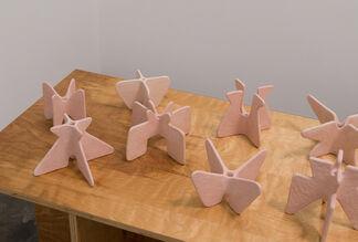 Nathan Hayden: Talk to the Eye, installation view
