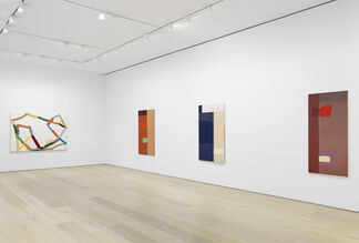 Al Taylor: Early Paintings, installation view