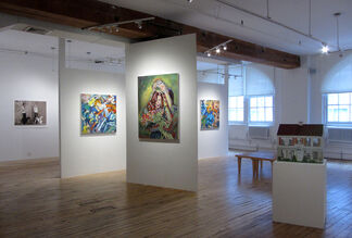 Women of Absurdia, installation view