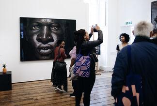 TAFETA at 1:54 London 2017, installation view