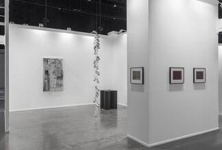 carlier   gebauer at Art Dubai 2017, installation view