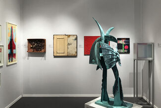 The Mayor Gallery at TEFAF Maastricht 2017, installation view
