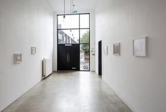 Post, installation view