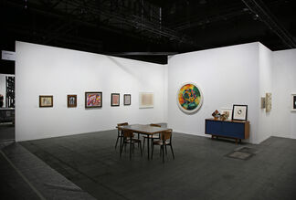 Galerie Knoell, Basel at artgenève 2018, installation view
