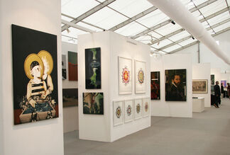 Decorazon at Affordable Art Fair Hampstead  2013, installation view