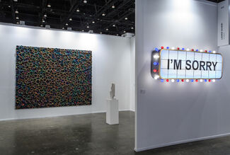 Lawrie Shabibi at Art Dubai 2015, installation view