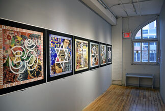 On the Wall: Unity Mash, installation view