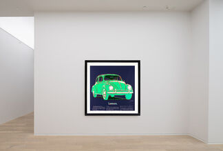 Andy Warhol Masterpieces, installation view