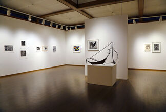 Aaron Siskind / A Painter's Photographer, installation view