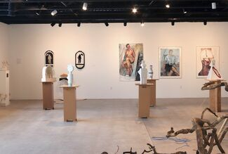 Tension in the Ordinary, installation view