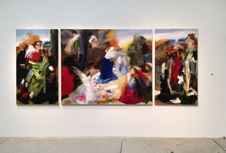Elise Ansel, installation view