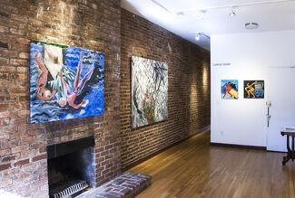 Carole Eisner, installation view