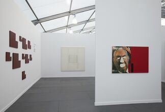 Galeria Nara Roesler at Frieze New York 2015, installation view