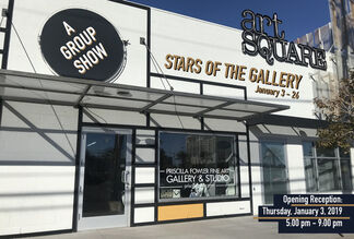 STARS OF THE GALLERY: A GROUP SHOW, installation view