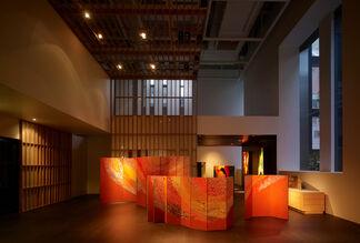 Maio Motoko : Fleeting Moments, installation view